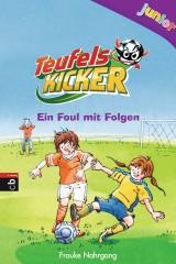 Teufelskicker junior - Ein Foul mit Folgen