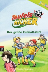 Teufelskicker Junior - Der grosse Fussball-Zoff
