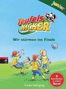 Teufelskicker junior - Wir stuermen ins Finale
