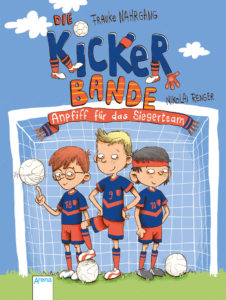 Die Kickerbande - Anpfiff für das Siegerteam (Band 1)
