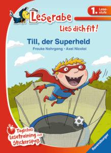 Cover_Frauke Nahrgang_Till der Superheld_Ravensburger